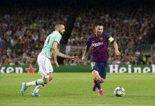 Lionel Messi vs Inter Milan