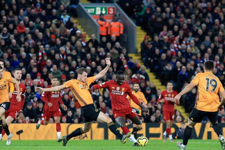 Kalahkan Wolverhampton, Liverpool Tegaskan Keangkeran Anfield