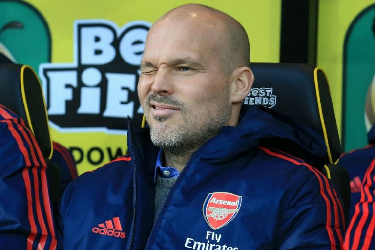 Ambisi Ljungberg Bersama Arsenal Mulai Dipertanyakan