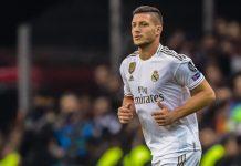 Madrid Buka Peluang Pinjamkan Luka Jovic Ke West Ham United
