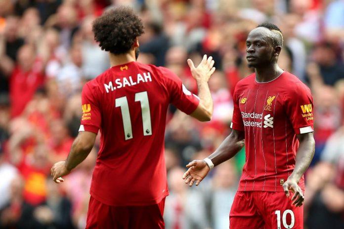 Sadio Mane Bintang Liverpool