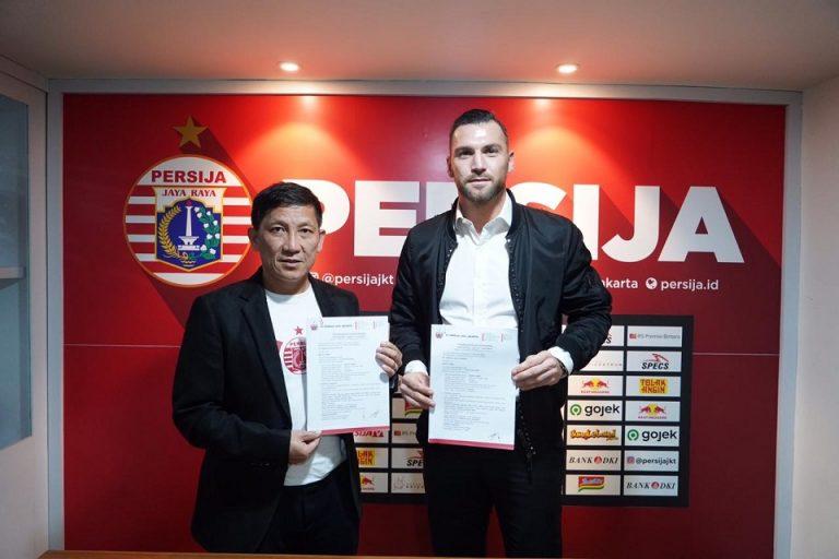 Marko Simic Tolak Untuk Bergabung Dua Klub Eropa Ini!