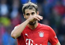 Jendral Lapangan Tengah Bayern Harus Menepi Hingga Satu Setengah Bulan