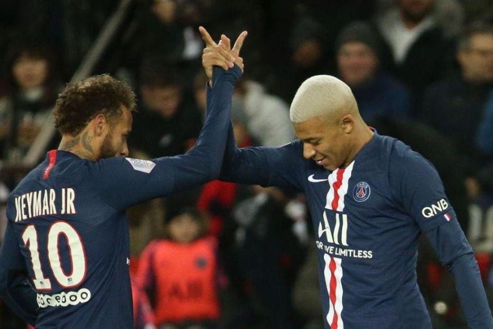 Mbappe Tepis Rumor Usik Kebintangan Neymar Di PSG