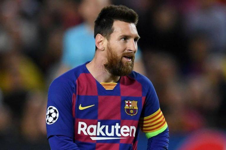 Fullback Atletico Sebut Cara Bermain Messi Aneh