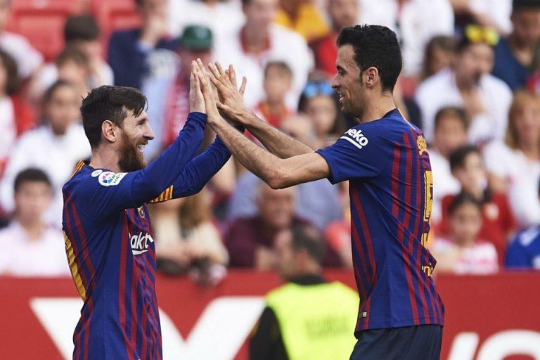 Casemiro Sebut Bukan Messi Sosok Penting di Barcelona, Siapa?