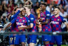 Messi Ansu Fati