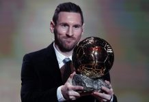 Messi Ballon d'Or 2019