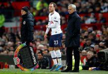 Mourinho Sudah Siap Kehilangan Eriksen