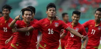 Timnas Myanmar U-23