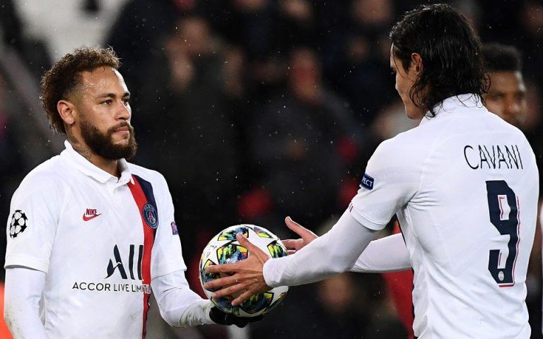 Neymar Beri Penalti ke Cavani, Tuchel: Itu Simbol Kekompakan Tim