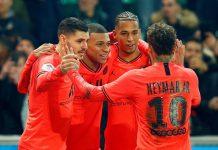 Neymar, Mbappe dan Icardi