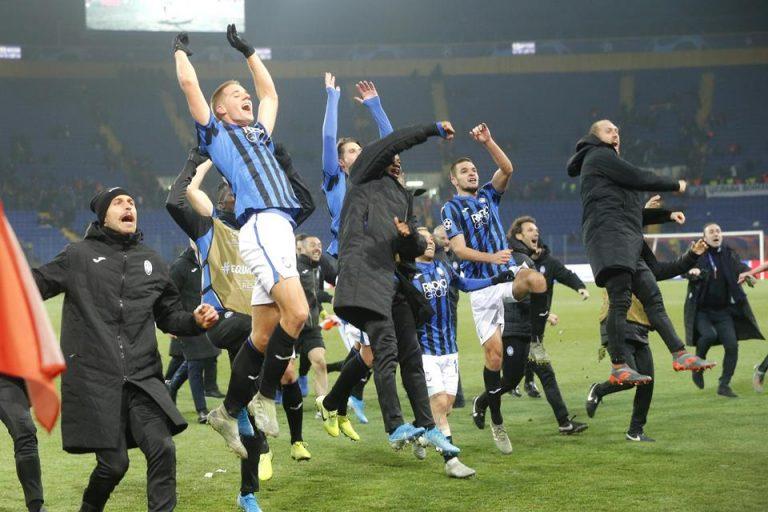 Hanya Ketemu Valencia di 16 Besar Liga Champions, Atalanta Sumringah