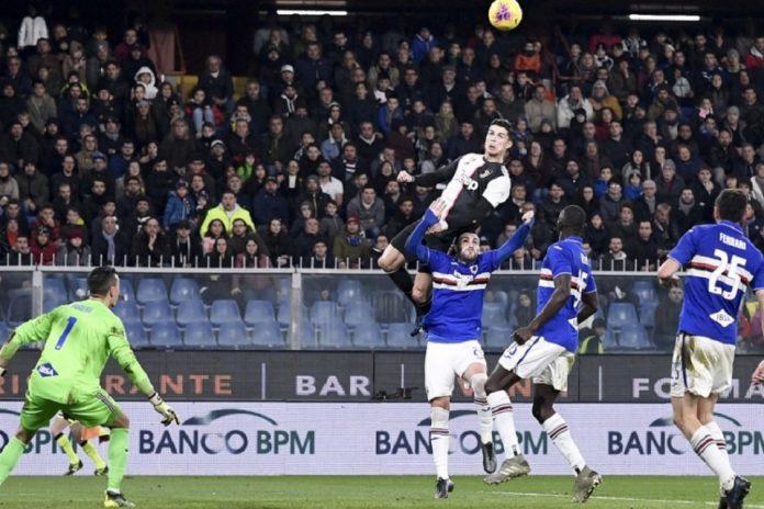 Penjelasan Ilmiah Lompatan 2,56 Meter Cristiano Ronaldo