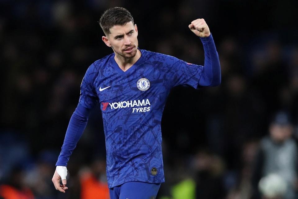 Peran Krusial Jorginho di Chelsea, Apa Itu