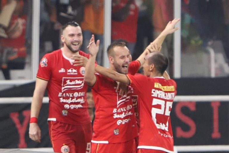 Persija Bertekad Tutup Musim Dengan Kemenangan