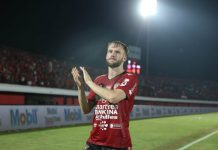 Diminati Tim Asing, Juru Gedor Asing Buka Peluang Tinggalkan Bali United
