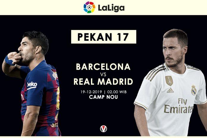 Prediksi Barcelona Vs Real Madrid Los Cules Terlalu Tangguh Di Camp Nou