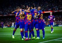 Prediksi Barcelona vs Deportivo Alaves Aroma Pesta Gol