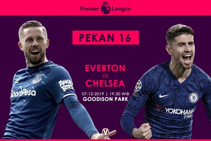 Prediksi Everton Vs Chelsea Bentrok Duo Biru yang Beda Nasib