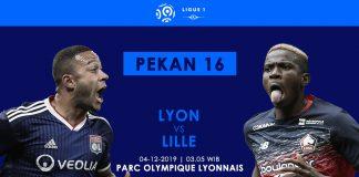 Prediksi Lyon Vs Lille Momen Putus Tren Negatif Atas Tim Tamu