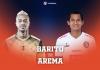 Prediksi Pertandingan Barito Putera Vs Arema FC Waspadai Keganasan Tim Tamu