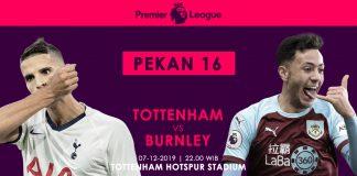 Prediksi Tottenham Vs Burnley: Misi Bangkit Mourinho