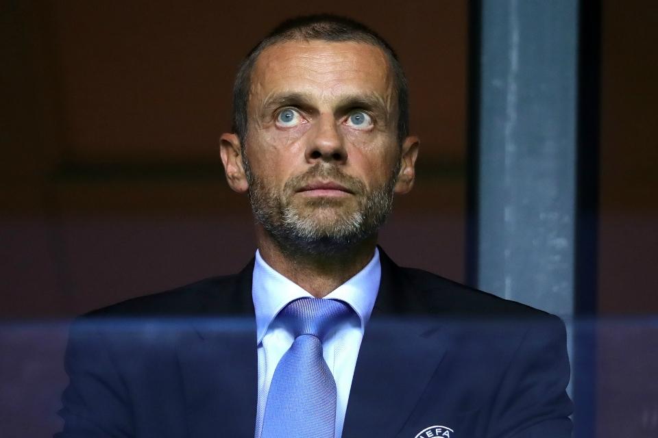 Presiden UEFA Desak Sistem VAR Soal Offside Diubah