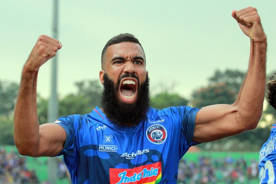 Promosi Ke Liga 1 2020, Persita Lirik Bomber Arema FC