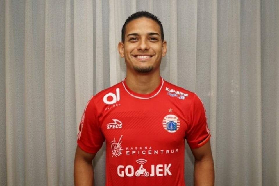 Renan Silva Persija