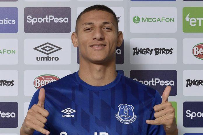 Everton Berikan Kontrak Jangka Panjang untuk Bintangnya