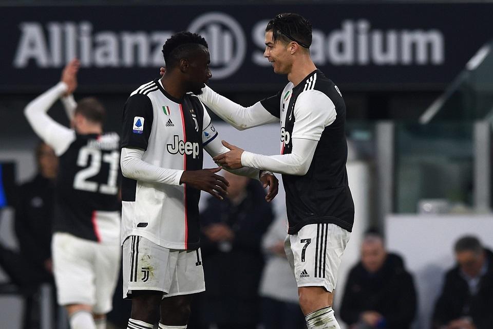 Ronaldo And Matuidi