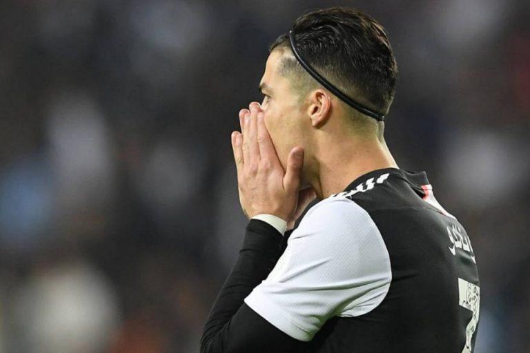 Ronaldo Kecewa dengan Usai Kalah di Final