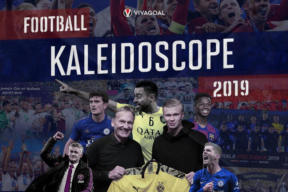 Hal-Hal Besar yang Terjadi di Dunia Sepakbola Dunia Sepanjang Tahun 2019