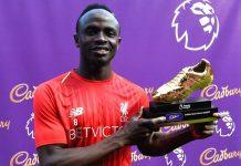 Sadio Mane Trophy