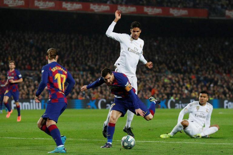 Rival Barcelona Bicara Soal Kesuksesan Blaugrana