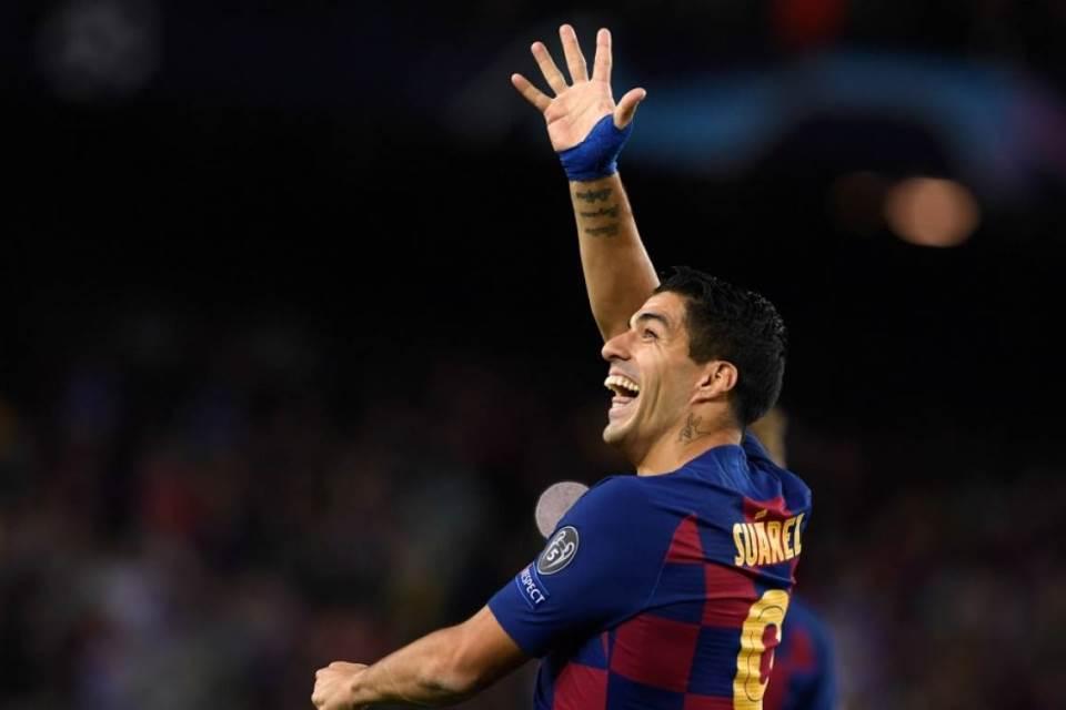Luis Suarez Ungkap Sosok Striker Panutannya, Siapa?