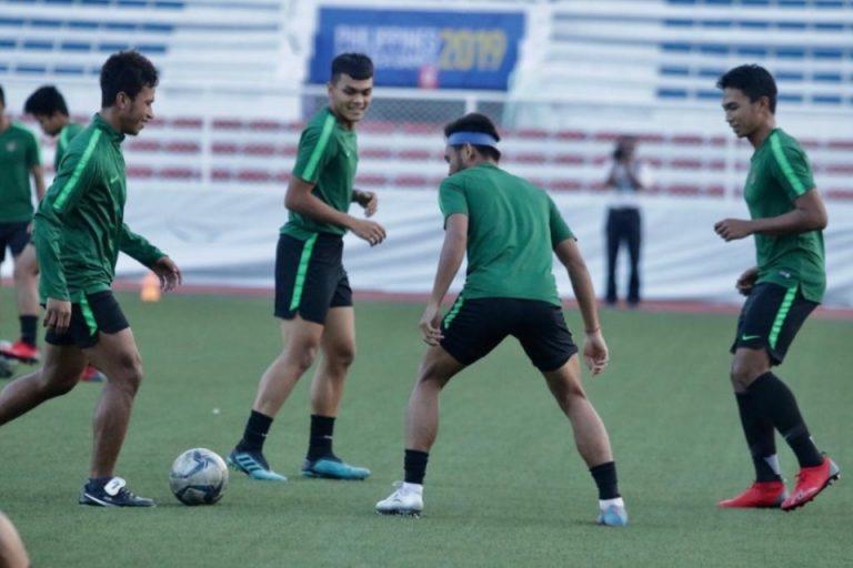 Timnas Indonesia Berharap Tuah Manila