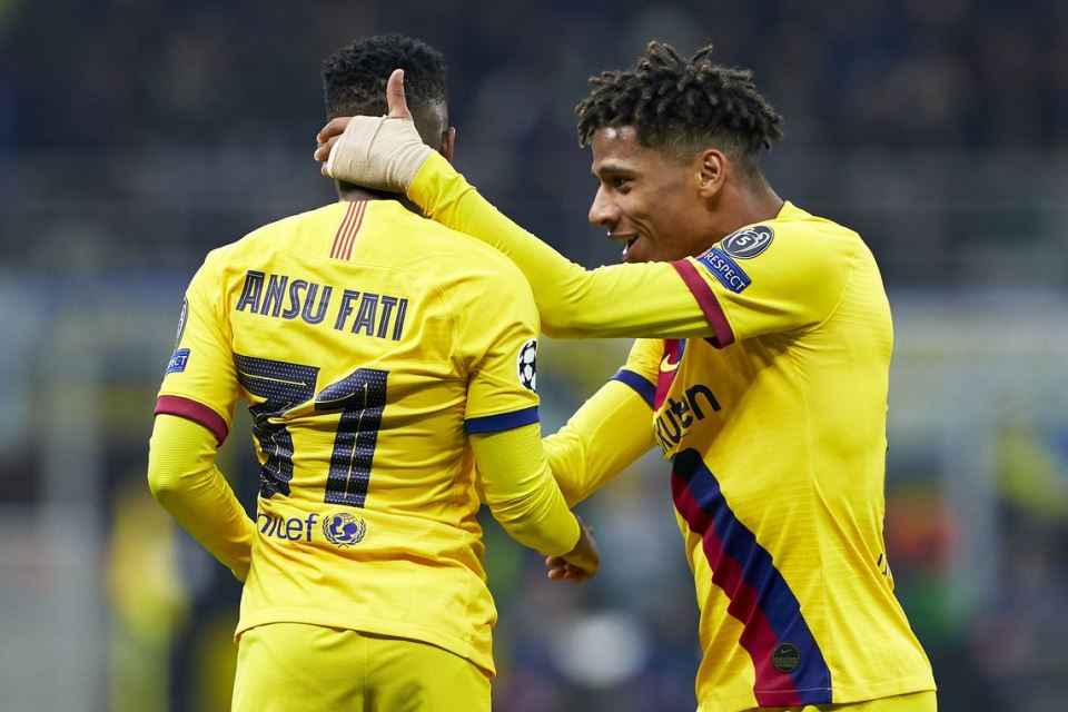 AC Milan Makin Dekat Daratkan Wonderkid Barcelona