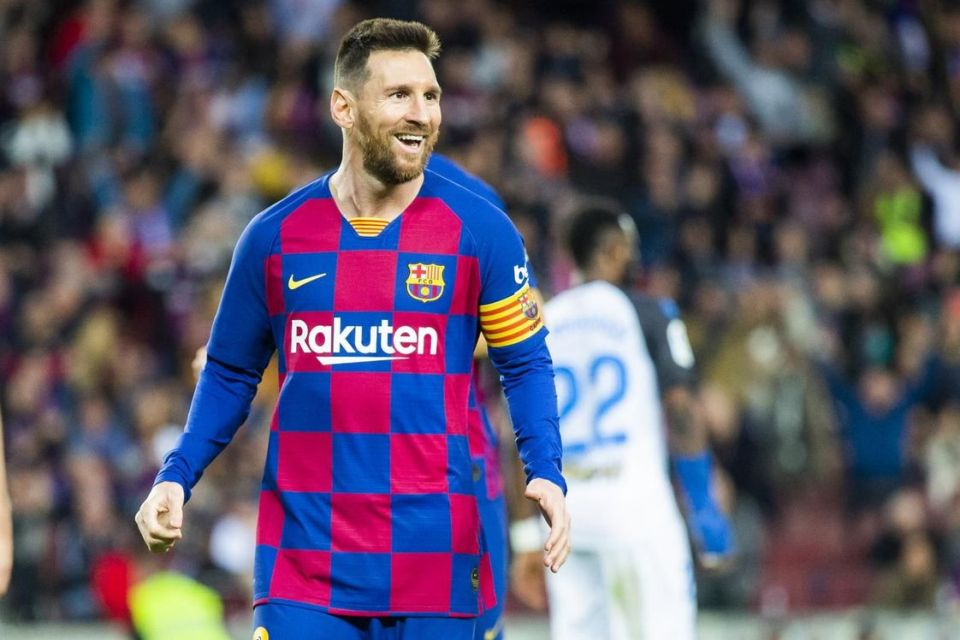 Lionel Messi ke Juventus?