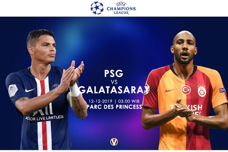 Prediksi PSG vs Galatasaray: Les Parisiens Turunkan Lapis Dua