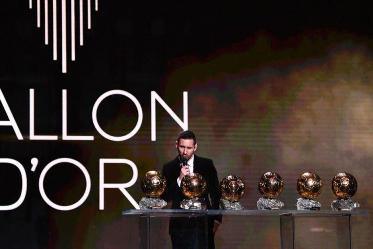 Tanpa Ballon d'Or, Empat Pemain Ini Cuma Bisa Gigit Jari