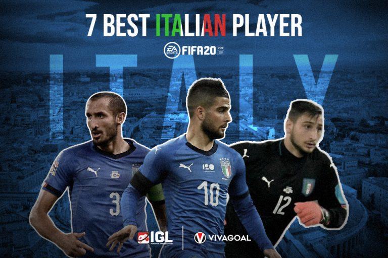 7 Pemain Terbaik Italia yang Siap Dimainkan di Career Mode FIFA 20