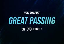 Empat Cara Jitu Tuk Memaksimalkan Pasing di FIFA 20