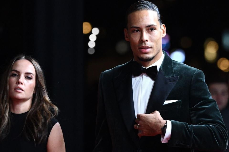 Van Dijk Sindir Ronaldo Yang Tak Datang di Acara Ballon d'Or 2019