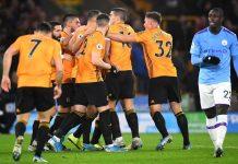 Wolverhampton vs Man City