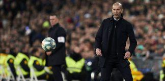 Imbang, Zidane Sesalkan Finishing Buruk Pemain Madrid