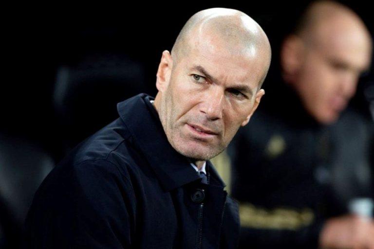 PSG Adalah Tantangan Paling Nyata Untuk Zidane