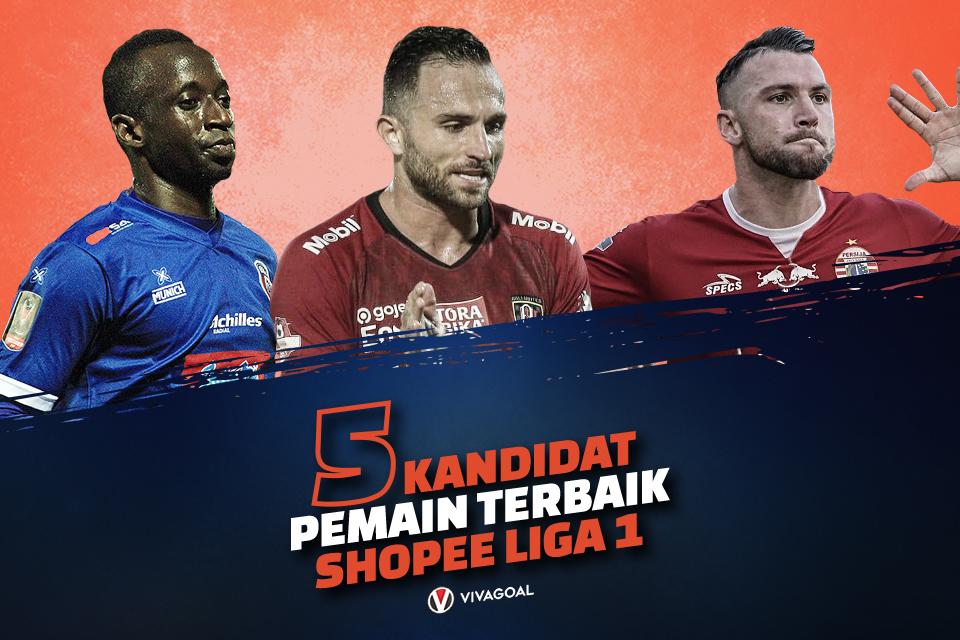 Pemain Terbaik Shopee Liga 1