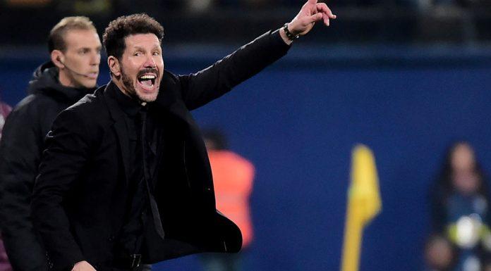 Diimbangi Villarreal, Nasib Diego Simeone Di Ujung Tanduk